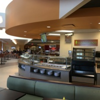 Dining Hall at the Top of the University Center